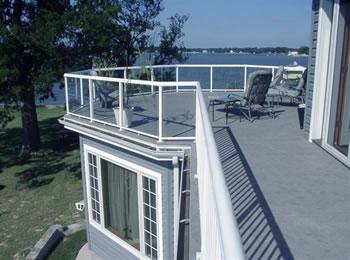 duradek roof top decks by sweeten sunrooms