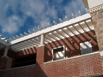 Pergola & Lattice Shade Covers